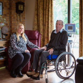 INTERVIEW The long road for Motor Neurone Disease