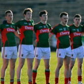 Lack of U-21 success a real worry for Mayo