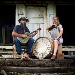 MUSIC Hat Fitz and Cara Robinson return to Westport