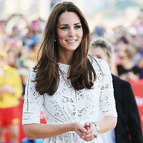 HEALTH Neck pain? Try being more like Kate