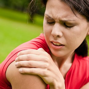 HEALTH Shoulder pain you can't shrug?