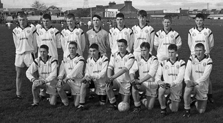 1997 St.Jarlaths line out
