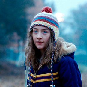 Saoirse Ronan plays the role of Susie Salmon in 'The Lovely Bones'.