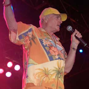 Mike Love in concert