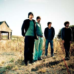 Dublin band The Coronas are heading west this June to take part in West Fest in Aghamore.