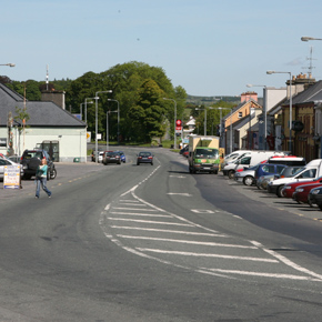 Locals in the normally sleepy village of Balla were shocked at the early evening shooting in the local Costcutter supermarket, which lies on the bottom of Main Street, in the direction of Castlebar.
