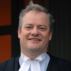 Mr Eoin Garavan, Barrister.