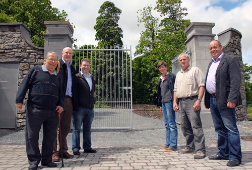 Westport House opens gates