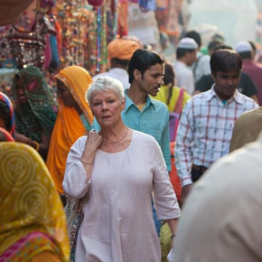 win tickets to 'the best exotic marigold hotel'