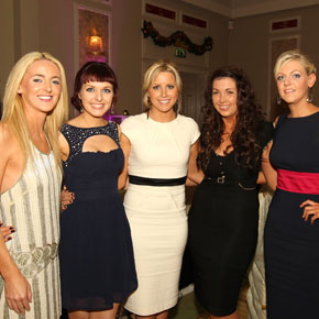 THE stars of Mayo GAA were out in force in Knockranny House Hotel, Westport, on Saturday night last as The Mayo News/O'Neills Club Stars for 2012 were revealed.