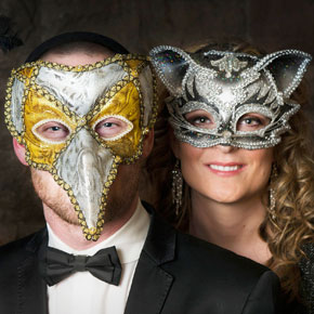 Masks were the order of the day at the Breaffy House Resort