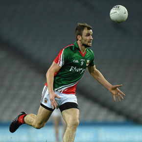 Jason Gibbons has missed out on Mayo's training camp to Portugal due to a hamstring injury.