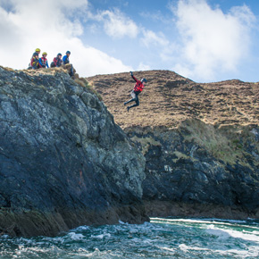 2606 Clare-Island-Adventure-April-2015-Coasteering 290