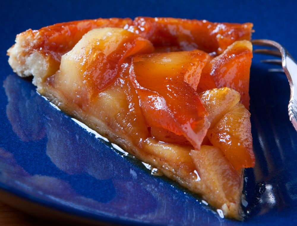 ... apple-based desserts, a classic Tarte Tatin and a traditional apple