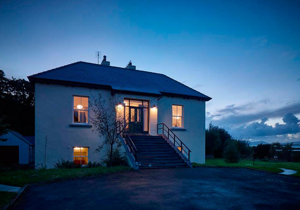 Historic house breathes new air for Features of old houses