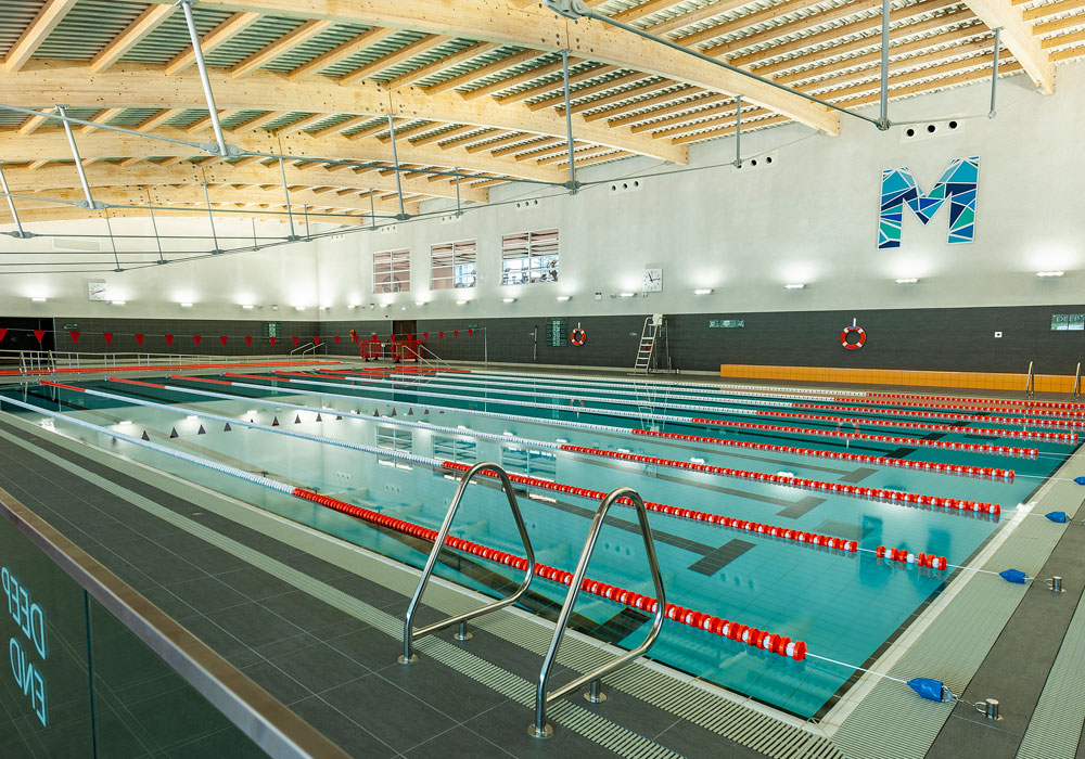 New Castlebar pool to open this week