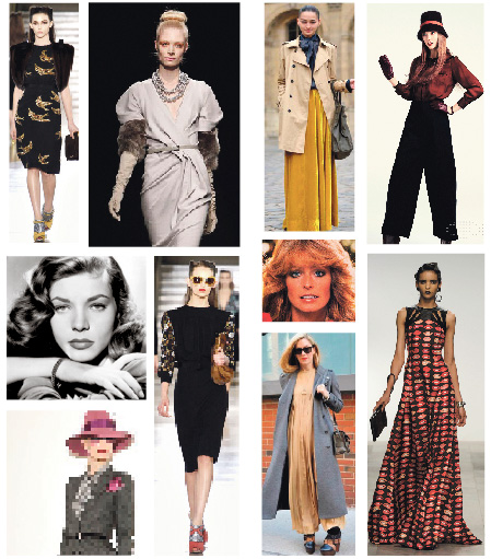trends for autumn/winter 2011