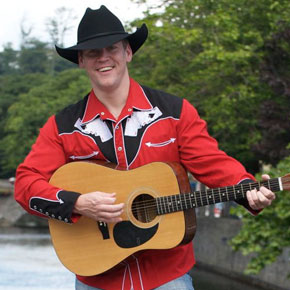 Robert Mizzell is among the Irish country-music singers featuring in a TV3 documentary tomorrow night.