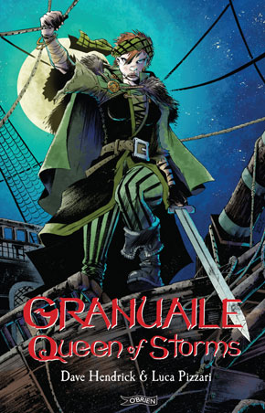 Granuaile book cover